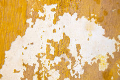 Color abrasion. Color abrasion on the wall Stock Photo