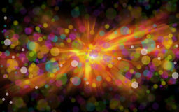 Color abstract Royalty Free Stock Photo