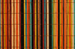 Color Abstract. An abstract image of vertical color bars Royalty Free Stock Image