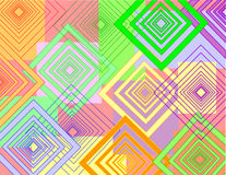 Color abstract background. Color abstract background composition with squares.Vector illustration vector illustration