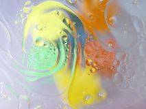 Color abstract background Royalty Free Stock Photos