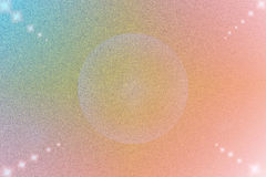 Color Abstract Background with circle and star royalty free stock images