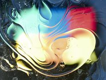 Color abstract background Stock Photography