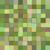 Color abstract 3d cube background. Color abstract 3d cube mosaic background from squares Stock Images