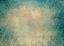 Color abstract grunge paper background Royalty Free Stock Images