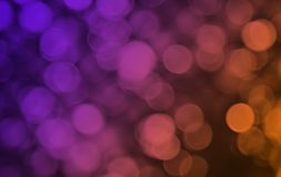 Color Abstract Lights Royalty Free Stock Photography
