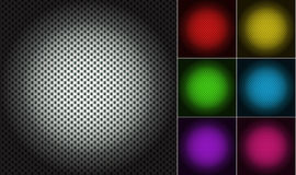 Color abstract mesh texture Stock Images