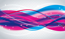 Color abstract motion background. On grey pattern Royalty Free Stock Image