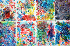 Color abstract Stock Images