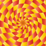 Color abstract radial background Stock Photos