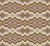 Color Abstract Retro Zigzag Vector Background Royalty Free Stock Photos