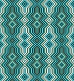Color Abstract Retro Zigzag Vector Background Stock Photos