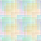 Color abstract seamless vector pattern Stock Images