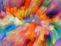 Color Abstraction Royalty Free Stock Image