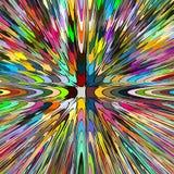 Color abstracto Fotografía de archivo