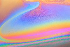 Color abstracto Foto de archivo libre de regalías