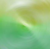 Color abstracto del círculo del verde del solf imágenes de archivo libres de regalías