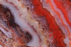 Color agate background Stock Photos