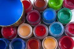 Color asamble Stock Photos