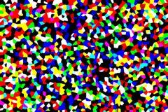 Color aumentado de la superficie de la roca - imagen común fotografía de archivo
