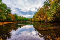 The Color Autumn Royalty Free Stock Image