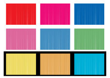 Color background. Self-patterned fabric or paper in different colors Royalty Free Illustration