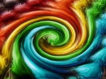 Color background vector illustration