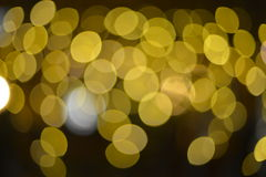 Color background blur. Christmas light. Royalty Free Stock Image