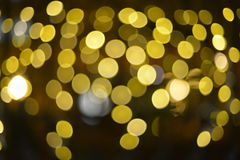 Color background blur. Christmas light. Royalty Free Stock Photo