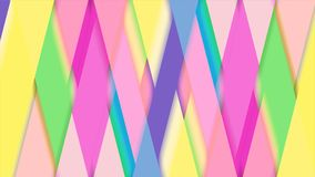Color background in the form of a chevron. Suitable for the back. Ground on the phone.Vector stock illustration