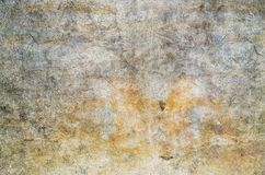 Color background. Grunge red blue and yellow painted on concrete wall. texture abstract for background royalty free stock photography