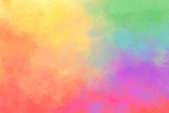 Color background. Texture / illustration painting Stock Images