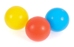 Color ball Royalty Free Stock Photography