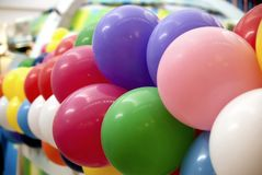 Color Balloon 02 Stock Image