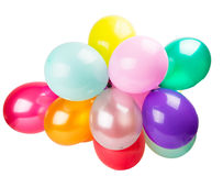 Color balloons Royalty Free Stock Photography