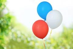 Color Balloons Royalty Free Stock Photos