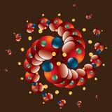 color balls Stock Photos