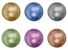 Color Balls Royalty Free Stock Image