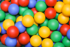 Color balls!. Funny colors background royalty free stock photos