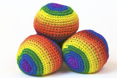 Color balls Stock Image