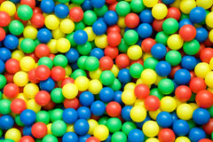 Color balls background Royalty Free Stock Photo