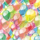 Color balls. Royalty Free Stock Image