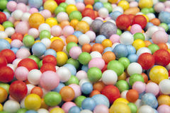 Color balls Royalty Free Stock Images