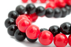 Color beads Royalty Free Stock Image