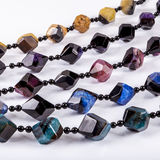 Color beads Stock Images