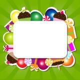 Color Birthday Card Stock Photos