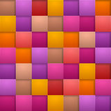 Color blocks background Stock Photos
