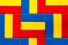 Color Blocks Stock Images