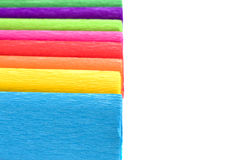 Color blotting paper Stock Photos
