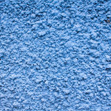 Color of blue sky Wall background texture Stock Image